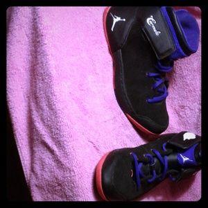 Carmel air Jordan basket ball shoes